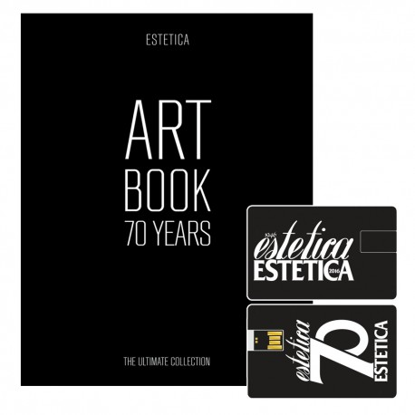 ArtBook 70 Years+USB Card
