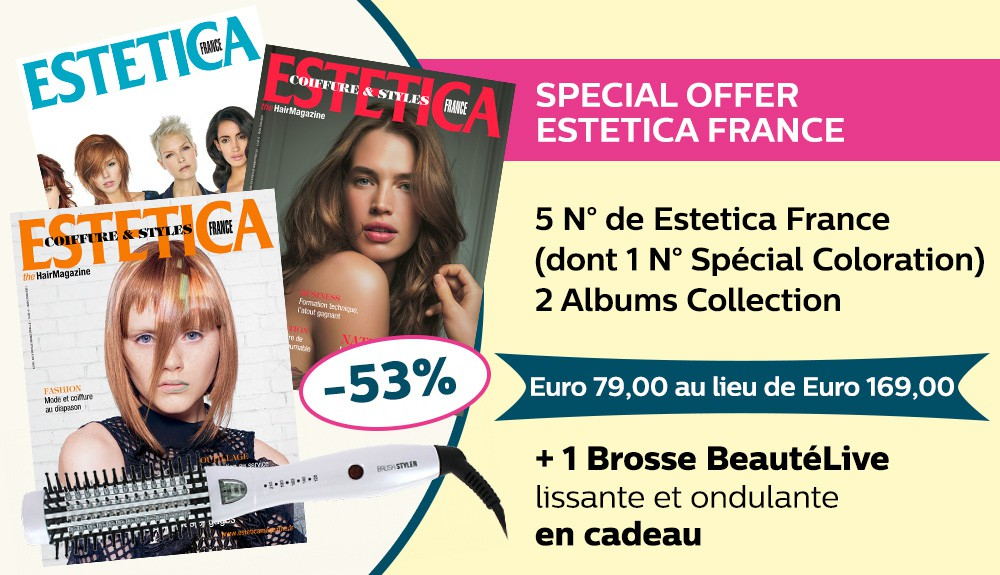 SPECIAL OFFER Estetica France