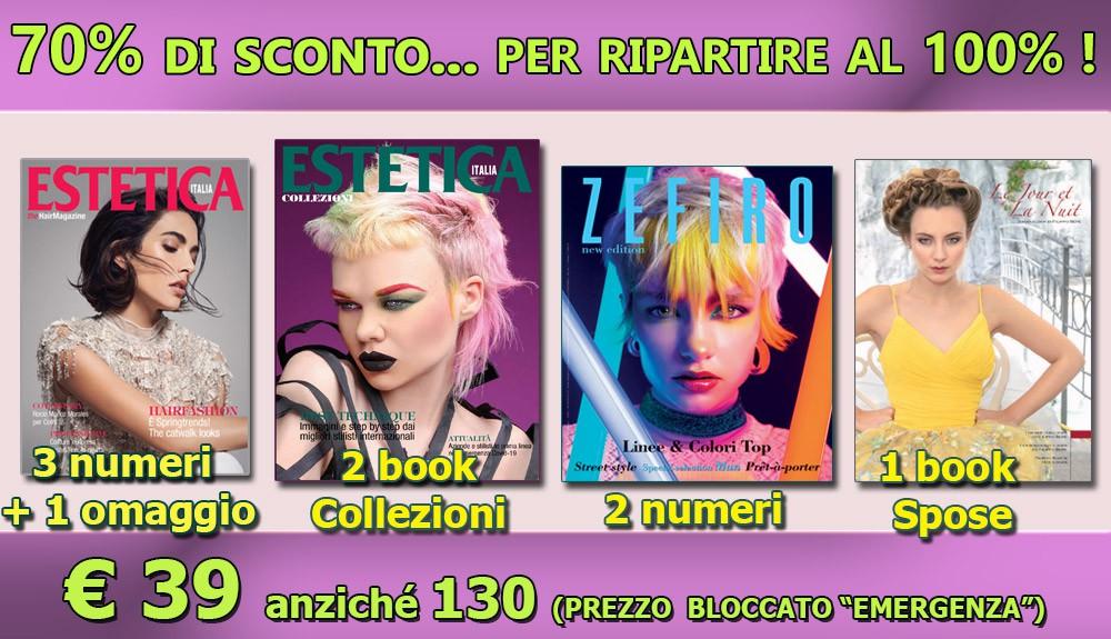 Special Offert Estetica Italia 2020