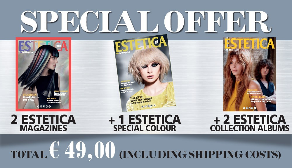 SPECIAL OFFER ESTETICA INTERNATIONAL